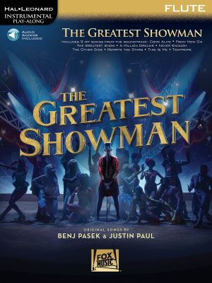 The Greatest Showman Flute