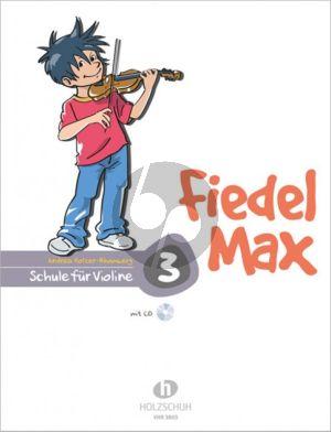 Fiedel-Max für Violine Schule Vol.3