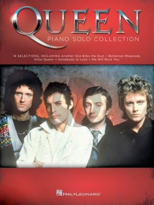 Queen – Piano Solo Collection