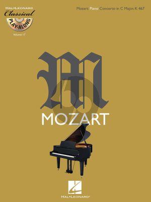 Mozart Concerto C-major KV 467 Piano and Orchestra (Classical Play-Along Volume 17) (Bk-Cd)