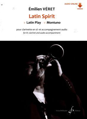 Veret Latin Spirit pour Clarinette en Sib