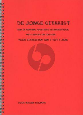 Cuijpers De Jonge Gitarist (Methode voor gitaristen van 7 tot 11 jaar)