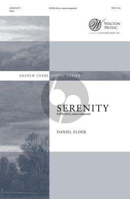 Serenity SATB