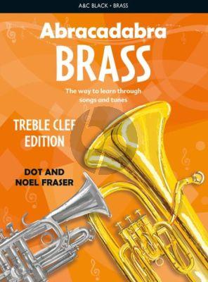 Abracadabra for Brass (treble clef ed.)