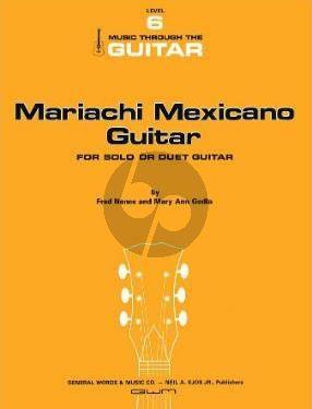 Nance Mariachi Mexicano for Guitar solo or duet