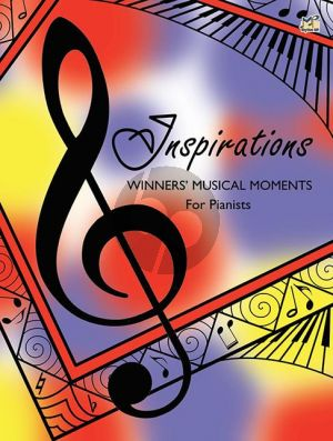 Inspirations for Piano (Winners' Musical Moments for Pianists)