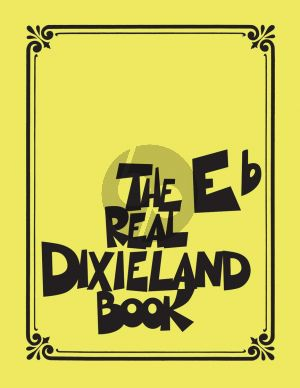 The Real Dixieland Book for Eb Instruments