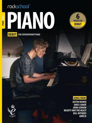 Rockschool Piano Debut 2019