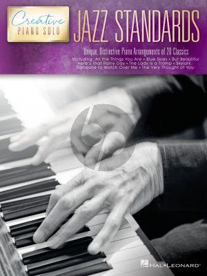 Jazz Standards – Creative Piano Solo