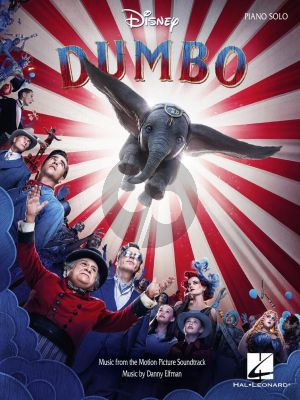 Elfman Dumbo Piano solo (Music from the Motion Picture Soundtrack)
