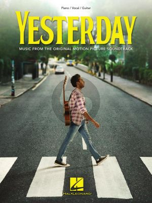 Beatles Yesterday Piano-Vocal-Guitar (Music from the Original Motion Picture Soundtrack)