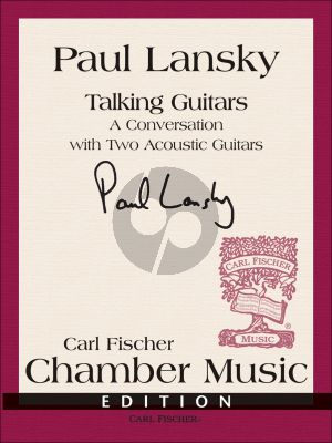 Lansky Talking Guitars A Conversation with two Aucoustic Guitars