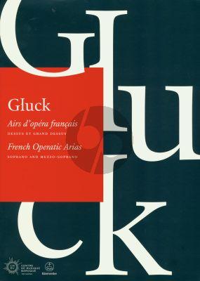 Gluck Airs d'opéra français / French Operatic Arias Soprano and Mezzo Soprano (Benoît Dratwicki)