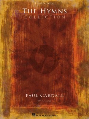 Cardall The Hymns Collection for Piano solo