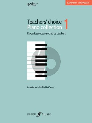 EPTA Teachers' Choice Piano Collection 1