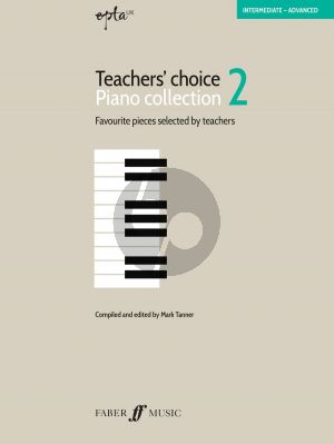 EPTA Teachers' Choice Piano Collection 2 (edited by Mark Tanner)
