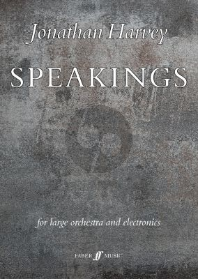 Harvey Speakings Orchestra and Electronics (Full Score)