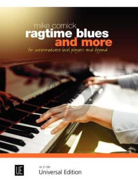 Cornick Ragtime Blues and More for Piano