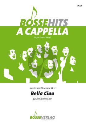 Bella Ciao SATB (ital.) (arr. Jan-Hendrik Herrmann)