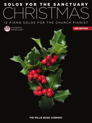 Solos for the Sanctuary - Christmas Piano (arr. Glenda Austin)