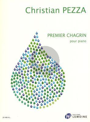 Pezza Premier Chagrin for Piano Solo