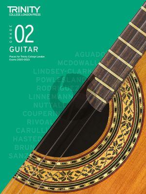 Classical Guitar Exam Pieces 2020-2023: Grade 2