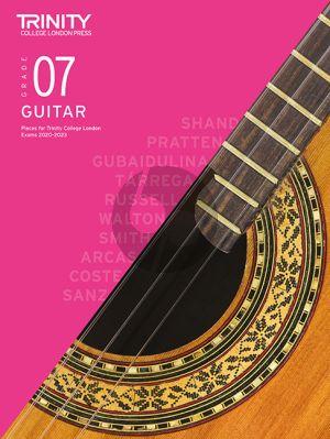 Classical Guitar Exam Pieces 2020-2023: Grade 7