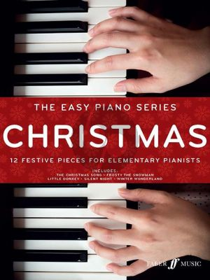 The Easy Piano Series: Christmas