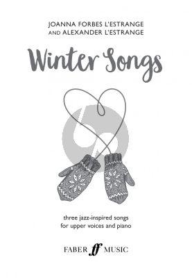 L'Estrange Winter Songs for Upper Voices
