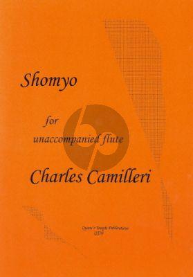 Camilleri Shomyo Flute solo