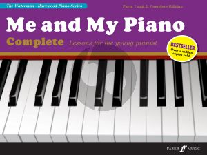 Waterrman-Herewood Me and My Piano Complete Edition