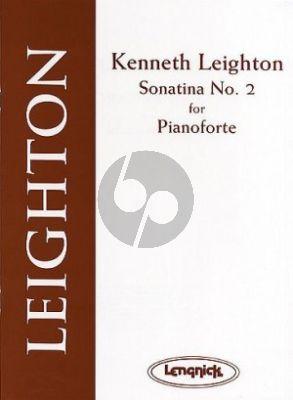 Leighton Sonatina No. 2 Piano solo