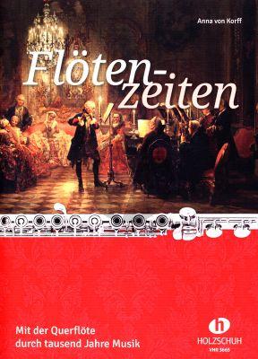 Flötenzeiten 1 bis 4 Flöten Spielpartitur