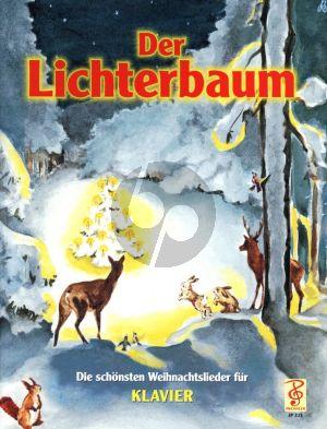 Der Lichterbaum fur Klavier (Die schönsten Weihnachtsliede) (arr. Anne Terzibaschitsch)