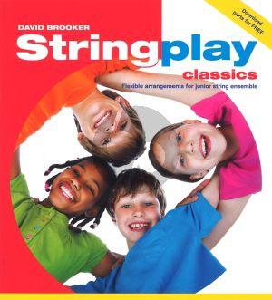 Stringplay Classics for flexible string ensemble