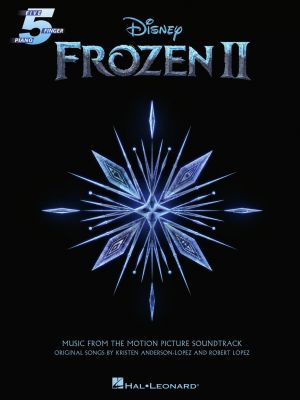 Lopez Frozen 2 for 5 Finger Piano (Music from the Motion Picture Soundtrack)