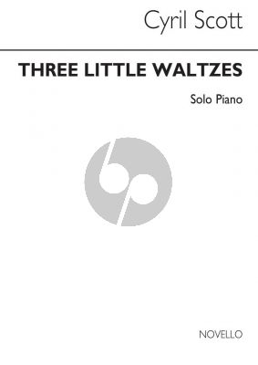 Scott 3 Little Waltzes for Piano