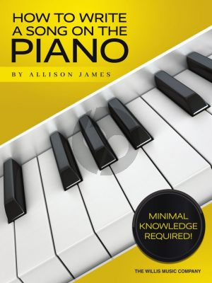 James How to Write a Song on the Piano