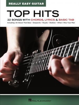 Top Hits – Really Easy Guitar