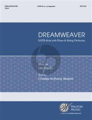Gjeilo Dreamweavers SATB