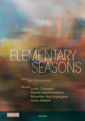 Elementary Seasons for Mixed choir (Different choral formations and piano)