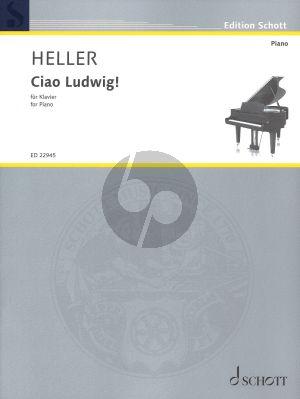 Barbara Heller Ciao Ludwig! piano solo