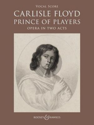 Floyd Prince of Players Vocal Score (Opera in 2 Acts)