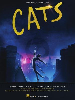 Lloyd Webber Cats for Easy Piano Vocal Selections (Selections from the Motion Picture Soundtrack)