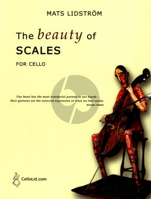 Lidstrom The Beauty of Scales for Cello
