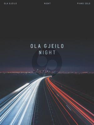 Gjeilo Night Piano solo