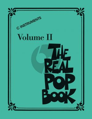 The Real Pop Book – Volume 2 C Instruments
