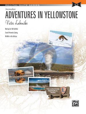Labenske Adventures in Yellowstone Piano solo