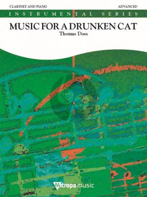 Doss Music for a Drunken Cat Clarinet and Piano