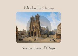 Grigny Premier livre d' Orgue (1699) Organ or Harpsichord (edited by Jon Baxendale)